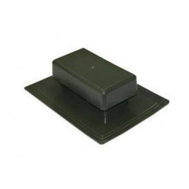 Вентилятор Shinglas зеленый