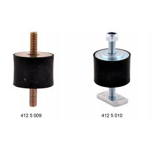 BIS Звукоизоляц елемент сайлентблок комплектний Strut Walraven 4125010
