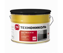 Мастика гідроізоляційна Техноніколь №24 МГТН 10кг