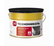 Мастика покрівельна Техноніколь №21 Техномаст 10кг