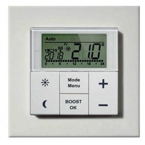 Настінний кімнатний термостат Herz ETKF 1825103