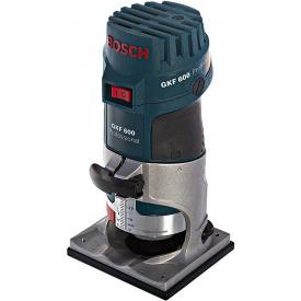 Кромочный фрезер Bosch GKF 600 Professional 0.6 кВт (060160A100)