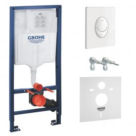 Rapid SL 4в1 комплект для подвесного унитаза GROHE 38722001+37131000