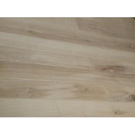 Масивна дубова дошка Кантрі 400-1200х120х20 мм