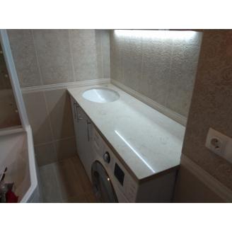Стільниця у ванну з кварциту Caesarstone 5212