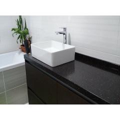 Стільниця в ванну кімнату з акрлілового камню Tristone TS 202 Київ