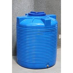 Пластиковая емкость вертикальная - ЕV 2500 л двухслойная
