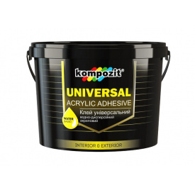 Клей монтажный UNIVERSAL Композит 3,5 кг