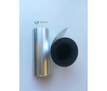 Утеплювач труб 22 (13) мм Kaiflex зі спіненого каучуку з алюм покриттям AL PLAST під нержавійку для зовнішнього застосування