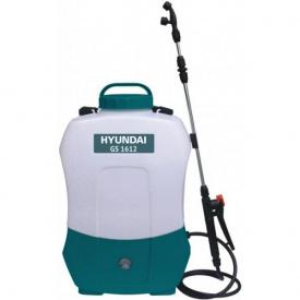 Акумуляторний обприскувач Hyundai GS 1612