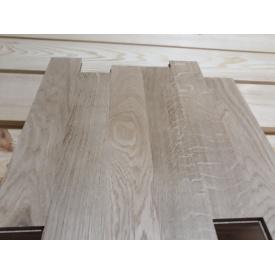 Паркет тм Oak House сорту дуб селект 500х70х17 мм