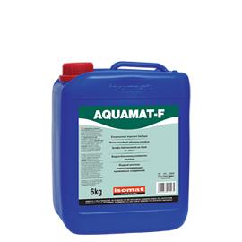 Аквамат-Ф 6 кг Гідроізоляційна відсічення капілярної вологи