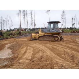 Планирование территорий строительной техникой