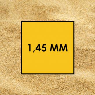 Пісок річковий 1,45 мм