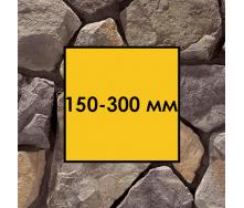 Бутовий камінь гранітний фракція: 150-300 мм