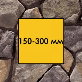 Бутовый камень гранитный фракция 150-300 мм