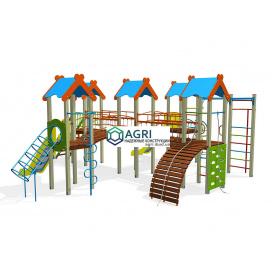 Игровой комплекс Дружба A-102500