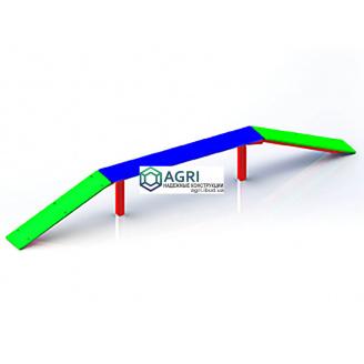 Колода гімнастична A-3390