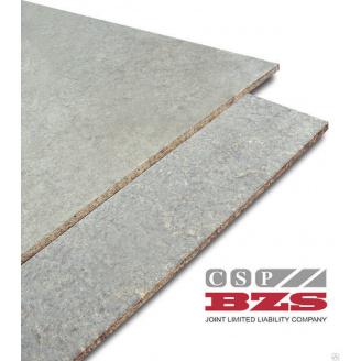 Цементно-стружечная плита 3200х1200х12мм