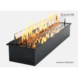 Топливный блок для биокамина Slider glass 1000 GlossFire