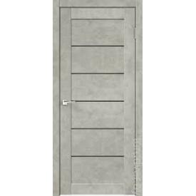 Межкомнатная дверь VellDoris LOFT1 сосна МДФ 40х800х2000 мм бетон светло-серый