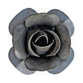 Роза кованая 45х61 мм