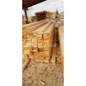 Дошка обрізна Wood Delivery соснова 150х30х4500 мм