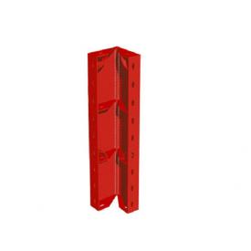 Опалубка стеновая. Шарнирный угол 300 х 300 (мм)