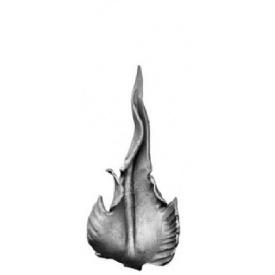 Лист кованый 95x40 мм 2 мм