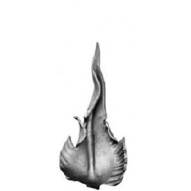 Лист кованый 135х60 мм 2 мм