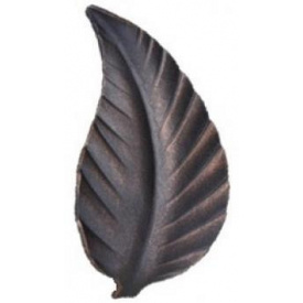 Лист 150x85 мм 2 мм