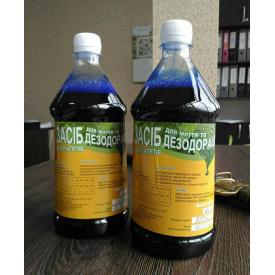 Жидкость дезодорирующая для биотуалета 1л