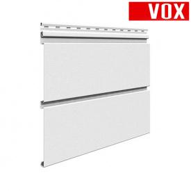 Софіт VOX Infratop Перфорований білий