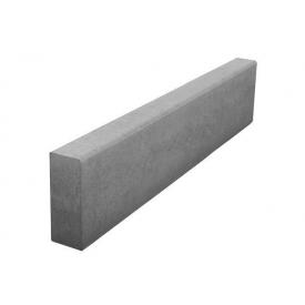 Камінь бортовий Асторіка 1000х80х200 мм
