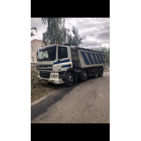 Послуги з перевезення вантажів самоскидами з 4-ма осями 30 т