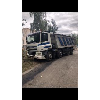 Перевозка грузов самосвалами с 4-мя осями 30 т