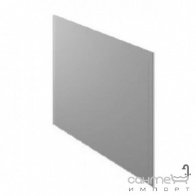 Бічна панель для ванни Polimat Elza 170x75 00371 біла