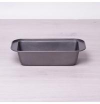 Форма для запекания прямоугольная из стали с антипригарным покрытием 25x12x5 Kamille