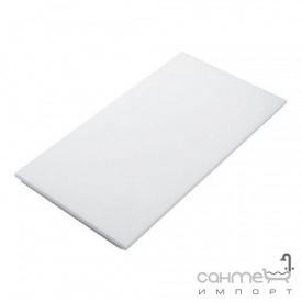 Разделочная доска к кухонной мойке Franke 112.0061.922 белый пластик (358x195mm)