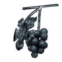 Гроздь виноградное 145х125 мм