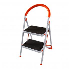 Драбина сталева Laddermaster Intercrus S1A2 2 сходинки