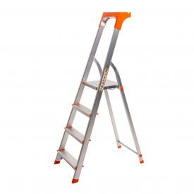Драбина алюмінієва Laddermaster Alcor A1AT4 4 сходинки