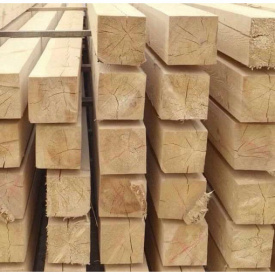 Брус деревянный 100 мм