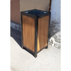 Урна металлическая УМ Bernini