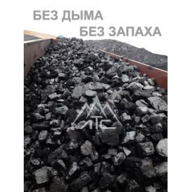 Уголь каменный марка Д казахстанский 50-100 мм навалом
