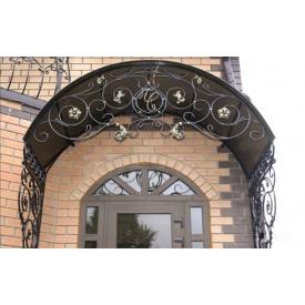 Кований дашок для вхідних дверей Легран