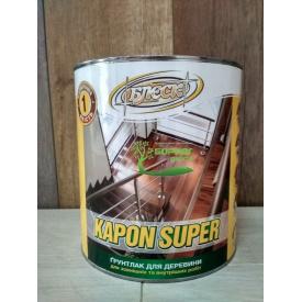 Лак грунтувальний нітроцеллюлозний Kapon Super Капон Супер Блєск 2,4 кг