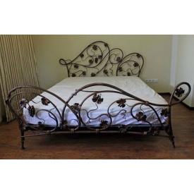 Кованая кровать двуспальная Legran