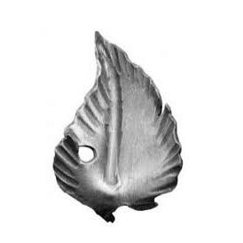 Лист кований 90х70 мм 3 мм