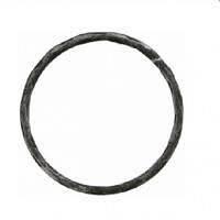 кольцо 100мм Полоса 12х6 мм декор